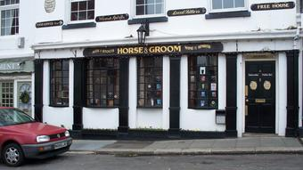 Horse And Groom St Leonards Function Room
