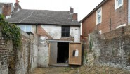 130 Bohemia Road, The Fish House, demolition and strip out phase Photo Ken Davis
