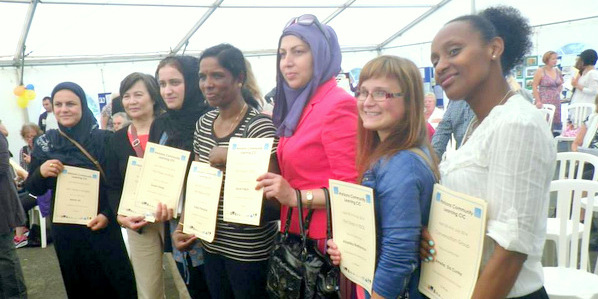 Horizons Certificate Day 2014