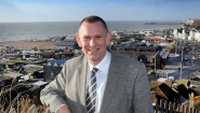 Jeremy Birch served Hastings as borough and county councillor for 20 years (photo: Justin Lycett/HBC)..