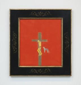 Crucifixion Craigie Aitchison © Sam Roberts