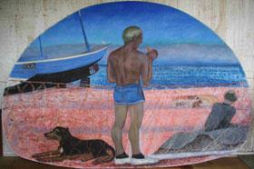 00Laetitia-Yhap-Paul-fitting-up-net-in-summer-1980-81-SM