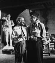Lee Miller and Picasso after the liberation of Paris, by Lee Miller, Paris, France, 1944 © Lee Miller Archives, England 2015. All rights reserved.