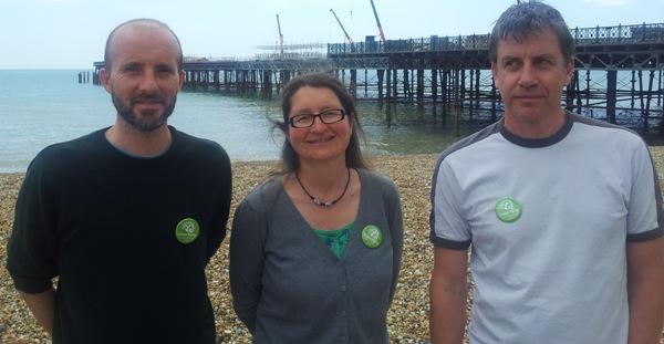 Green Party hopefuls: