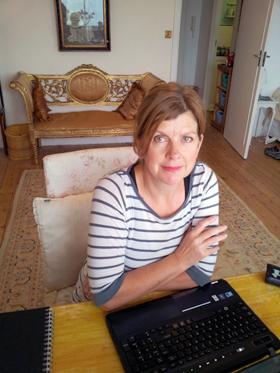 Susan de Muth (photograph by Stephen Murray)