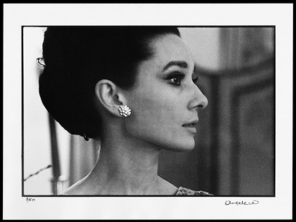 © Angela Williams/Audrey Hepburn 1964