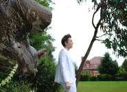 Cat Gerrard as Ferdinand Photo Crow Tree Theatre Company