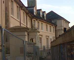 Heritage asset: Archery Villas in St Leonards.