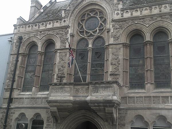 Hastings Town Hall Photo Jon Collins