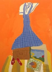 Dorothy stil life, Eden Kotting, 2015