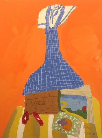Dorothy stil life, Eden Kötting, 2015