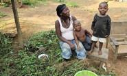 Ebola orphans in Sierra Leone