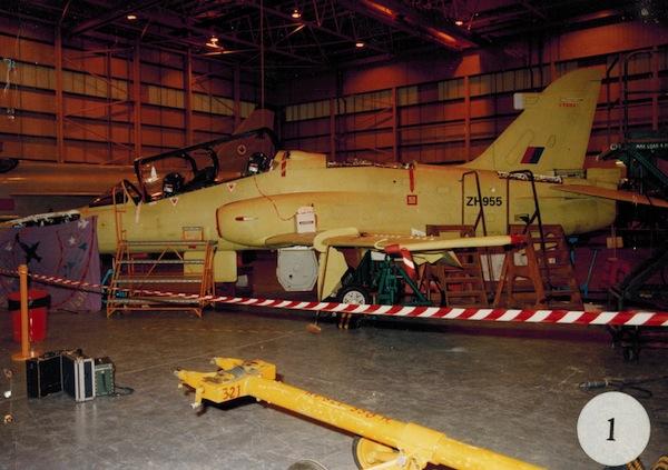 The Hawk warplane