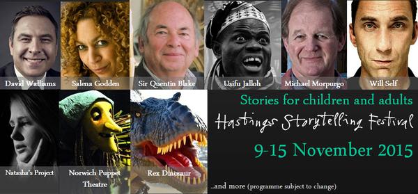 Hastings Storytelling Festival