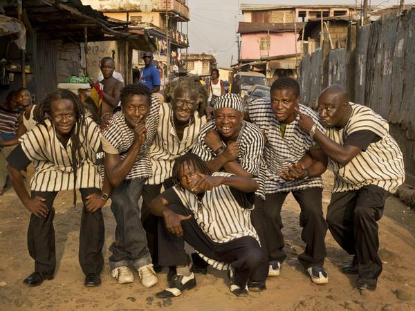 Sierra Leone's Refugee All Stars