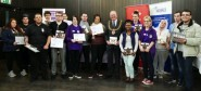 Talent Match South East with the Mayor