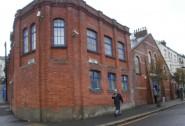 Seaview's drop-in centre in St Leonards.