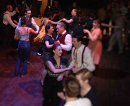 Swing Dancing in Hoxton Town Hall