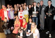 Seaford Musical Theatre Juniors, winners of the 2014 SPARK award.