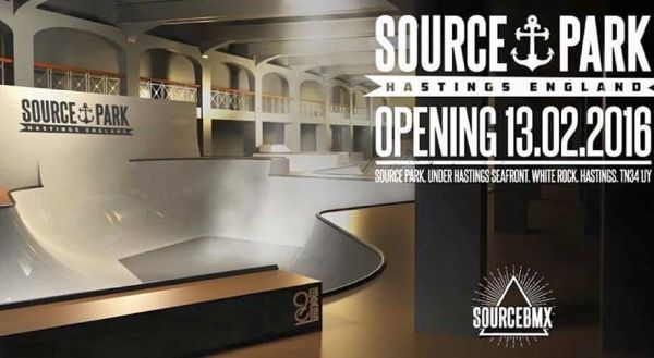 Hastings indoor all weather skateboarding and BMX facilty ready to open this Saturday