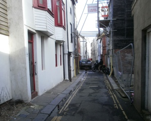 Why have planners consistently refused to acknowledge the narrowness of West Street, even to the planning committee?