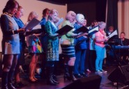 Sound Waves Community Choir at Beatles Day last year (photo: Johnny Powell).