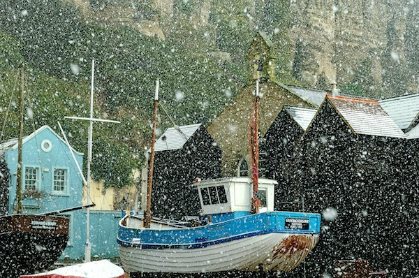 Hastings Old Town Photo by Chris Parker