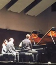 Eric Zuber gives us Beethoven on a damp morning by the sea