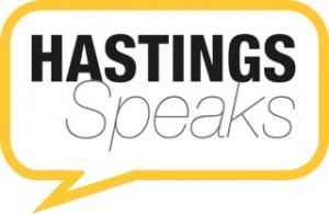 Hastings Speaks