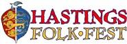 Hastings Folk Fest banner