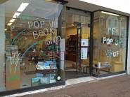 POP-UP bookshop for HFS