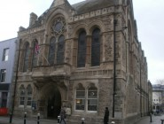 Hastings town hall. Michael Madden thinks today's local council reminds him of Mugsborough times, 100 years plus ago.