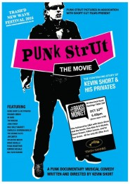 Trashed Punk Strut poster