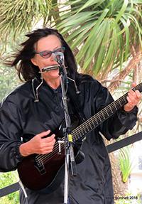Anita at St Leonards Festival