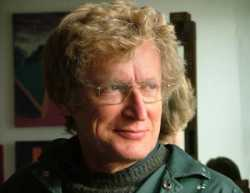 Robin Holtom, artist and author