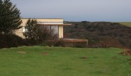 The Rocklands' Bunker - bone of contention in the Country Park but unlikely to be screened anytime soon.