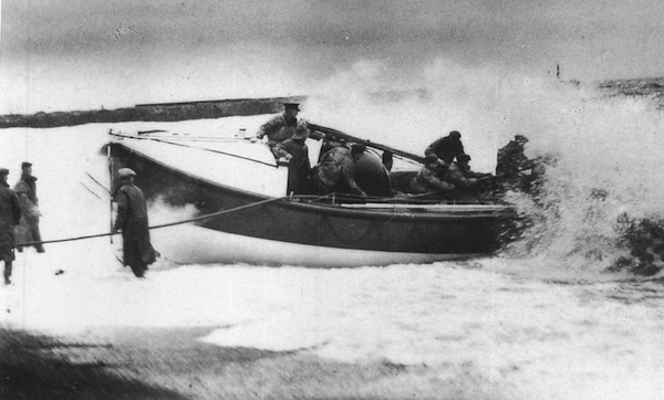 1930s launch