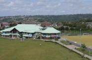 Horntye Park sports complex.