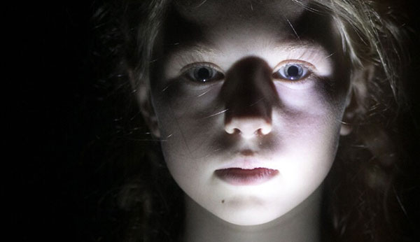 The recreation of Jane Eyre's night in 'The Red Room' is truly terrifying.