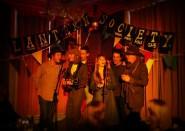 The Lantern Society in full swing