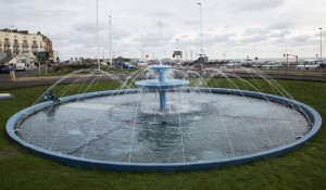 Pelham Fountain