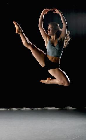 chiara dance © John Pridmore