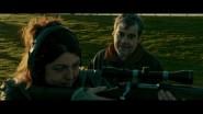 Gordon Kennedy and Hayley-Marie Axe in The Gun Man