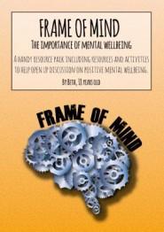Beth Sebbage's mental health booklet