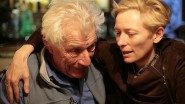 Tilda Swinton with John Berger
