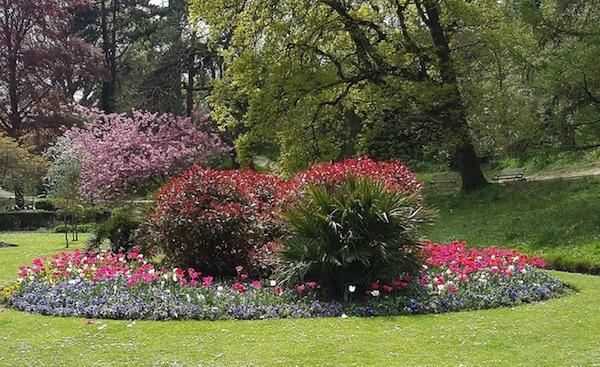 Alexandra Park.