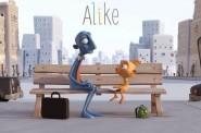 Still from the film, Alike.