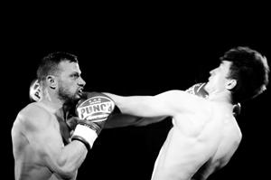 Punch: Steven Kilmartin