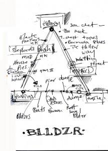 Danny's map