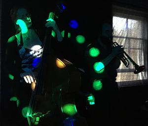 Sparkly Bird by Kat Lee-Ryan performed as part of Hastings Fringe 2016. Photo Miranda Gavin